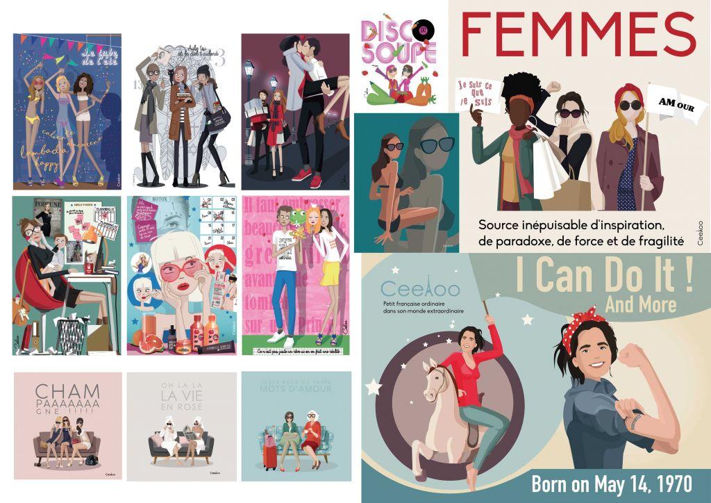ceeloo-illustration-image-femme-moderne-hissez-haut