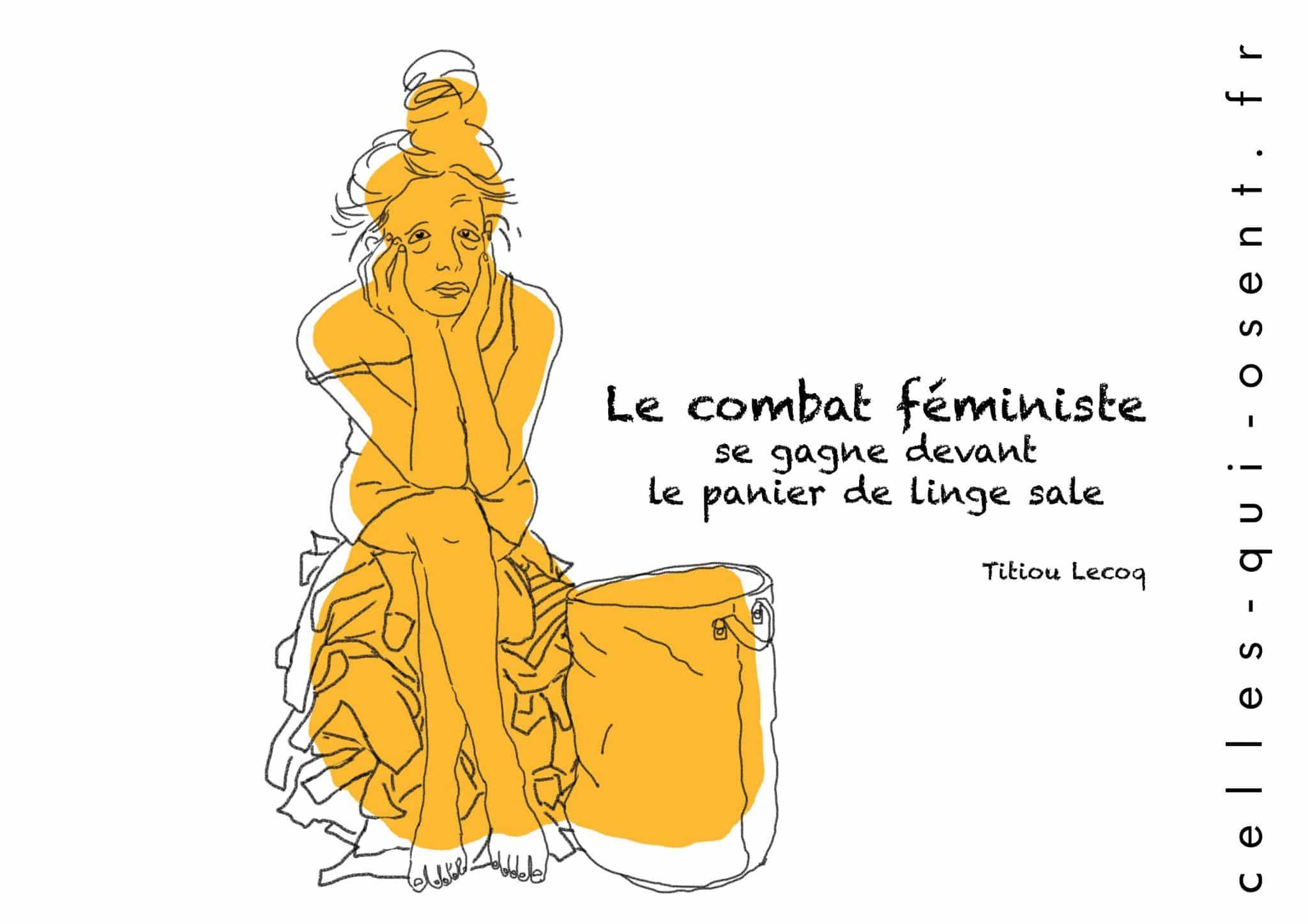 panierdelingesale-titioulecoq-feministe-celles-qui-osent
