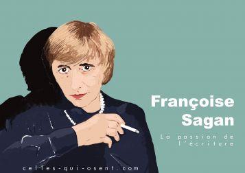 françoise-sagan-celles-qui-osent-ecrivain-romanciere-france