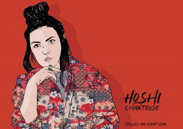 hoshi-chanteuse-celles-qui-osent-CQO
