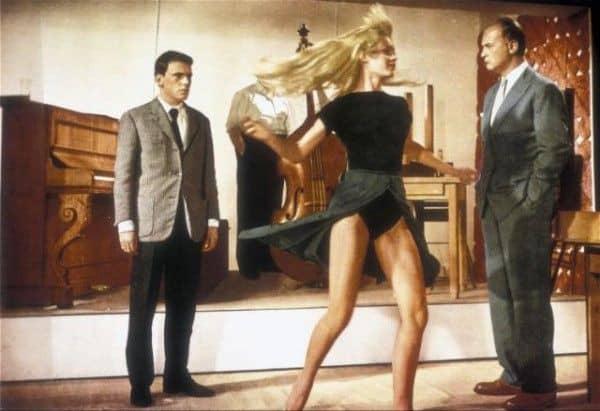 Le mambo endiablé de Brigitte Bardot dans Et Dieu créa la femme