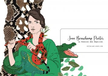 joan-beauchamp-procter-reptiles-celles-qui-osent-CQO
