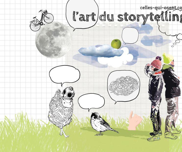 art-du-storytelling